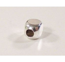 pallina cubo mm 3 x 3 - ag 925 - conf 20 pz