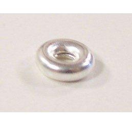 ciambellina diametro mm. 4 - ag 925 - conf 16 pz