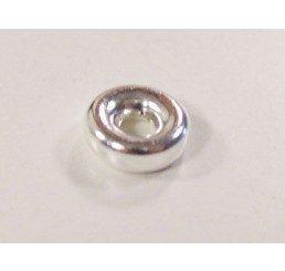 ciambellina diametro mm. 5 - ag 925 - conf 10 pz