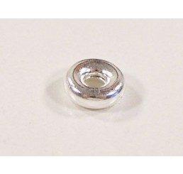 ciambellina diametro mm. 6 - ag 925 - conf 6 pz