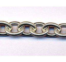 catena maglia ovale mm 10 x 8