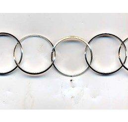 catena maglia circolare mm. 20