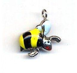 pendente a forma di di ape - conf 1 pz