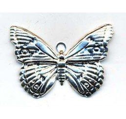 pendente farfalla - ag dorato - conf 1 pz