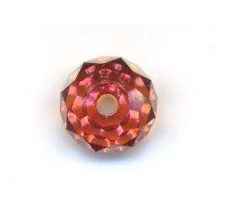 swarovski - briolette mm. 6 - crystal cooper