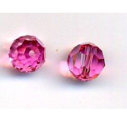 swarovski - perlina rose - mm. 5