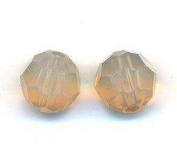 swarovski - perlina sand opal mm. 6