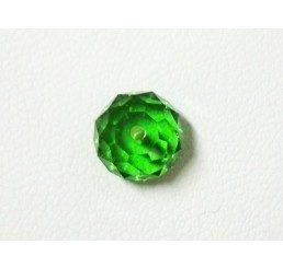 swarovski - briolette mm. 6 - fern green