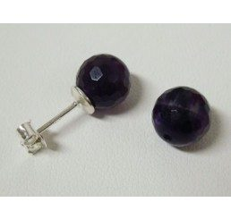 pietre: amethyst 8 mm