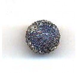 candy bead 10 mm - grigio
