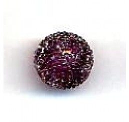 candy bead 10 mm - fuxia