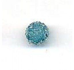 candy bead 6,5 mm - azzurro