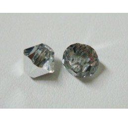 swarovski - bi-cono crystal cal mm. 6