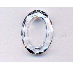 swarovski - cosmic oval mm 15x11 crystal