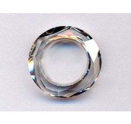 swarovski - cosmic ring mm. 14 crystal ssha