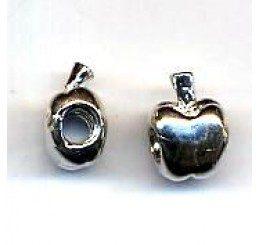 distanziatore per caucciù mm. 4 a forma di mela