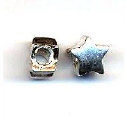 distanziatore per caucciù mm. 4 a forma di stella